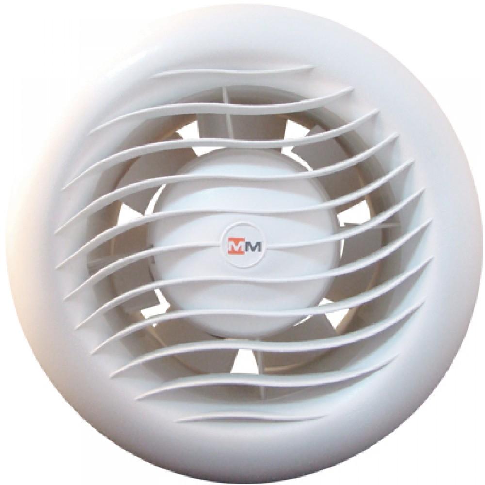 Вытяжной вентилятор Mmotors MM-S (с обратным клапаном)