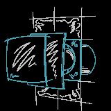Сменные панели для вентиляторов Awenta серии KW
