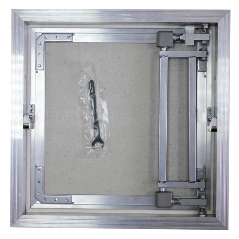 Люк под плитку Ore AL-KR 40/25 алюминиевый