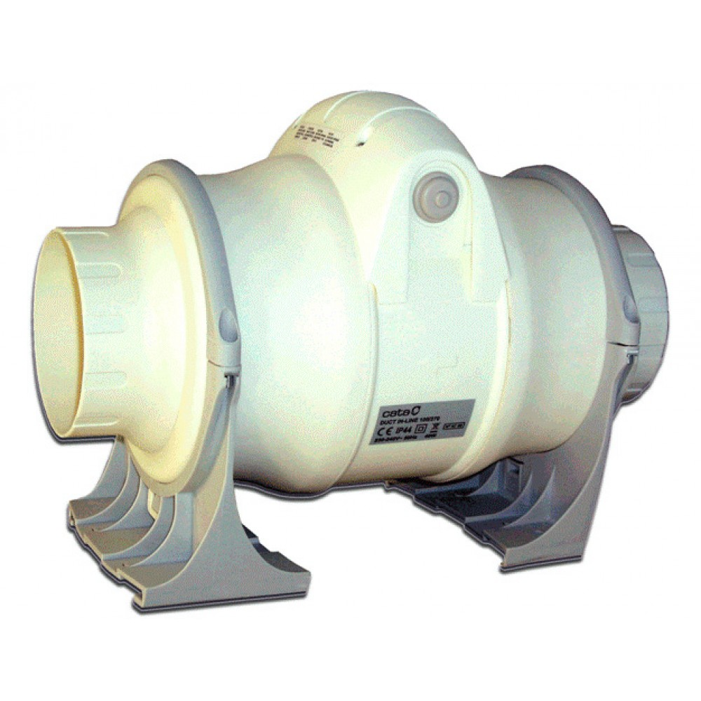 Вытяжной вентилятор Cata Duct In Line 200/910