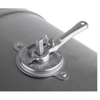 Дроссель-клапан оцинкованный d250