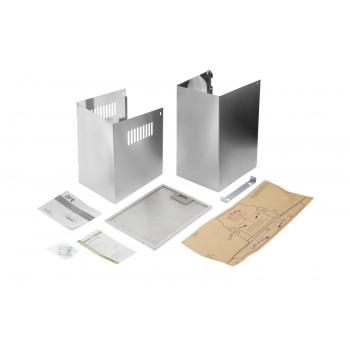 Кухонная вытяжка ORE Glasset 50L Inox
