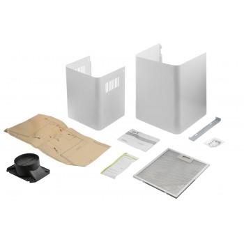 Кухонная вытяжка ORE Glasset 60 White
