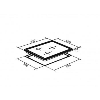 Варочная панель ORE IA45