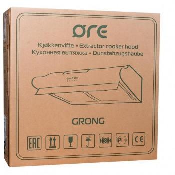 Кухонная вытяжка ORE Grong 60 Inox